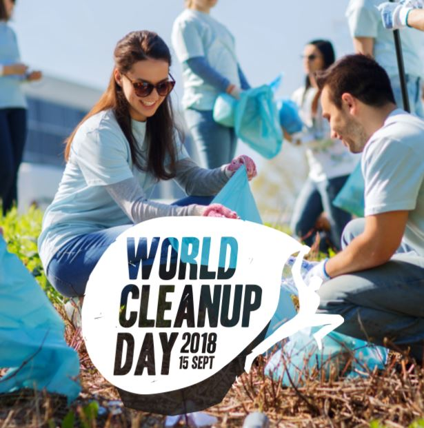 » World Cleanup day : la plus grande action mondiale de sensibilisation à l'environnement